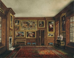 Closed do Rei, por Charles WIld, 1819
