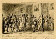 Baile de máscaras em 1818