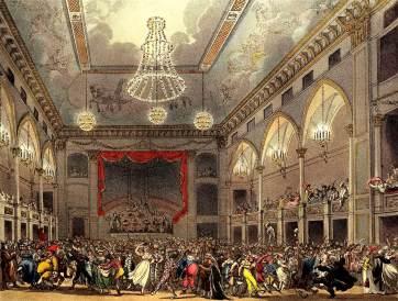 Pantheon, outro local para festas semi-públicas