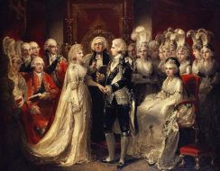 Casamento da Princesa Caroline e Príncipe George