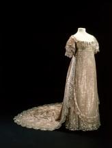 Vestido da Princesa Charlotte