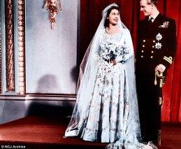 Casamento da Rainha Elizabeth e Príncipe Phillip