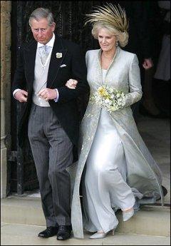 Casamento do Príncipe Charles e Camilla Parker-Bowles