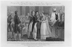 Casamento da Princesa Charlotte e Leopold da Bélgica