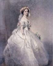 Princesa Alice, filha da Rainha Victoria