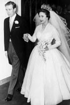 Casamento da Princesa Margaret e Lord Snowdon