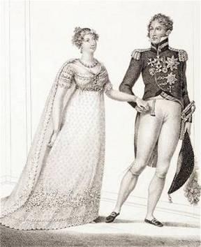 Princesa Charlotte e Leopold da Bélgica