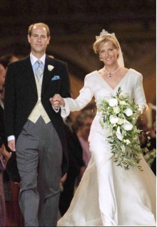 Casamento do Príncipe Edward e Sophie Rhys-Jones