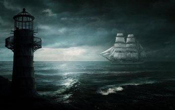 O Navio Branco