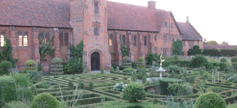 Hatfield House - Old Palace